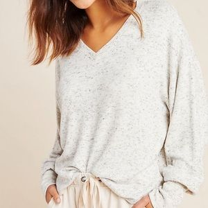 Anthro Saturday Sunday Brianne Hacci Pullover